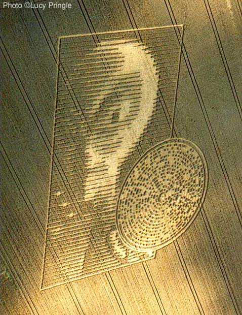 2002年8月15日麦田怪圈图片